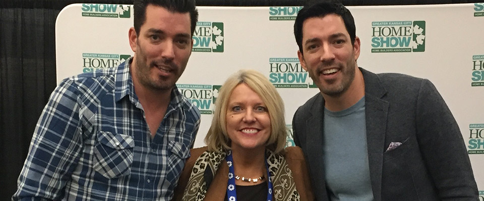 Greater Kansas City Home Show - Property Brothers